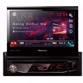 Novo Dvd Player Pioneer Retrátil C/ Bluetooth Avh-4880bt
